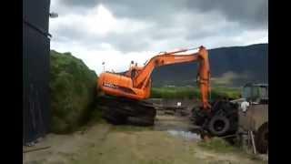 Incredible Excavator Skills