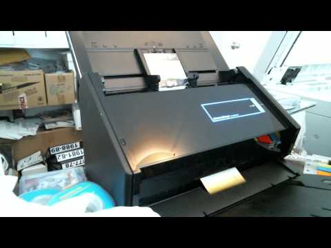 Scanning Sports Cards super fast !