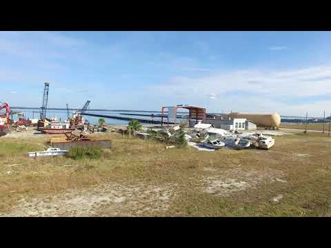 ST JOHNS RIVER DRONE VIDEO 12 17 17
