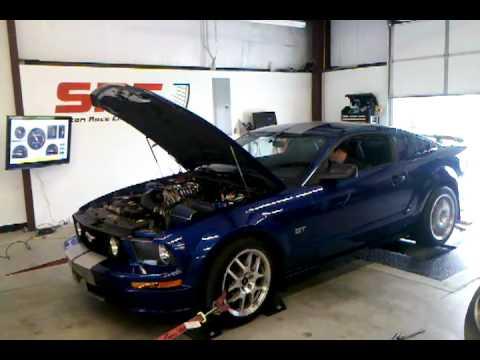 Mustang GT Roush M90 Supercharger