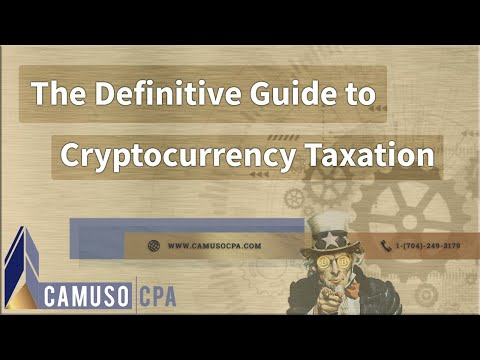 2018/2019 Cryptocurrency Tax. CPA Explains In Detail.