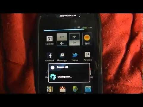 Update Motorola Droid Razr Maxx