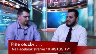 004. KRISTUS TV: JE MOZNE MAT OSAMELE KRESTANSTVO - part 1