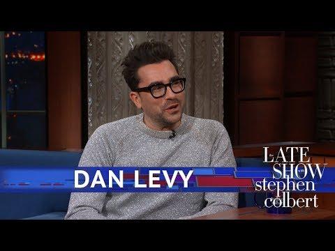 Dan Levy's Show Got The Mariah Carey Bump