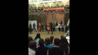 Танец чёртика