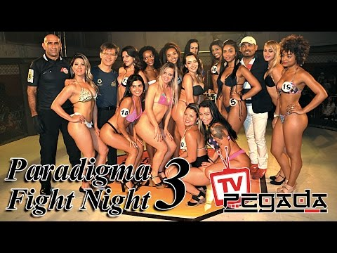TV Pegada #0046 - Paradigma Fight Night 3