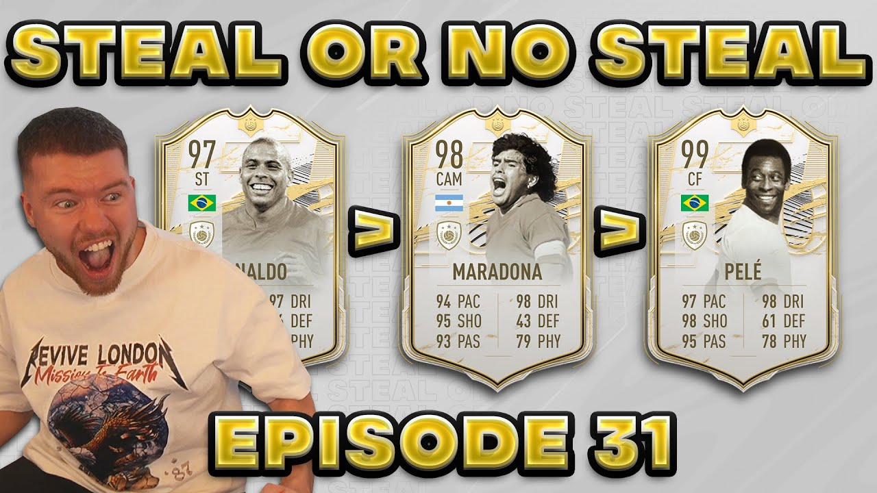 FIFA 21: STEAL OR NO STEAL #31