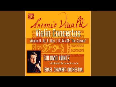Concerto No. 2, Op. 6, RV 259, Largo