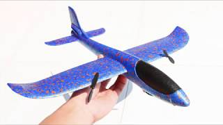 how to make a remote control airplane at home