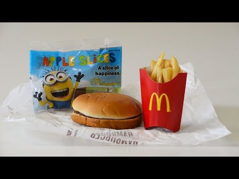 The Truth about Fast Food Kids' Meals | UConn