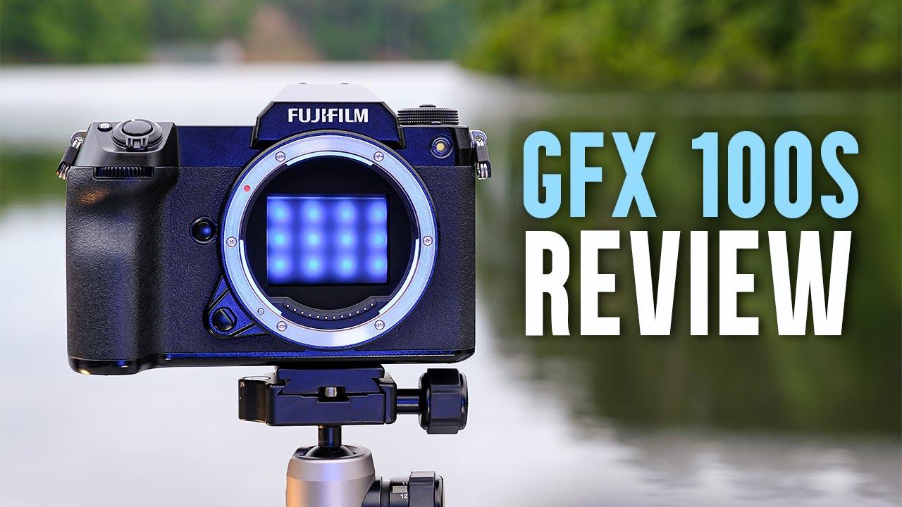 Fujifilm GFX 100s Camera Review