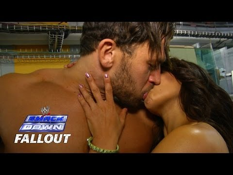 Two Tongue Tango - SmackDown Fallout - May 9, 2014