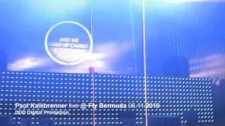 Paul Kalkbrenner live Sky and Sand @ Fly Bermuda - Tempelhof Berlin 06.11.2010