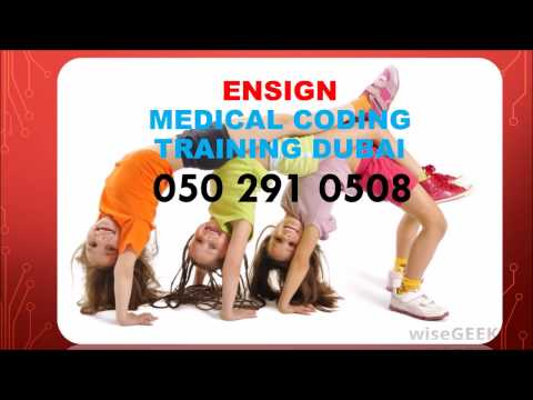 MEDICAL CODING TRAINING ENSIGN DUBAI