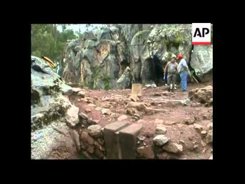 Archaeologists discover ruins of temple, roadway, irrigation systems from YouTube · Duration:  2 minutes 46 seconds