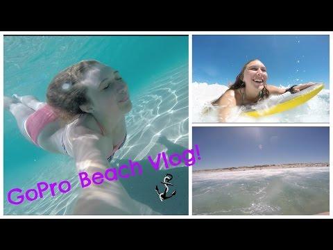 Secret Harbour Beach Vlog- GoPro Action Film