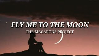 The Macarons Project Fly Me To The Moon