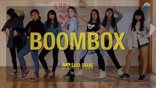 Laura Marano - Boombox (Dance Choreography by Sara Shang)
