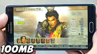 Download Dynasty Warriors vol.2 High Compressed | Game PSP Android