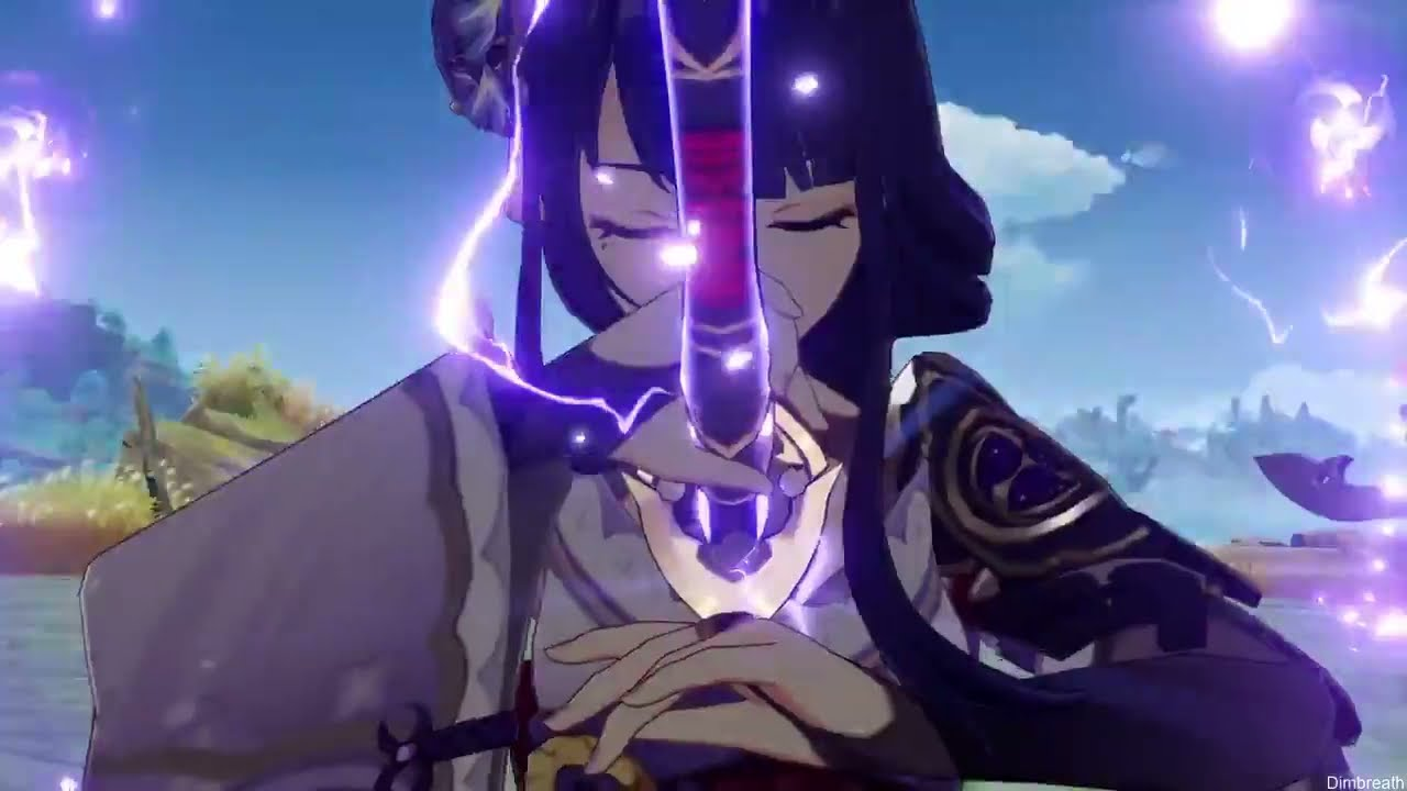 Genshin Impact: Vaza a gameplay da Baal, kokomi e Sara, Skills e ult.