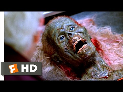 The Return of the Living Dead (9/10) Movie CLIP - Why Do You Eat People? (1985) HD