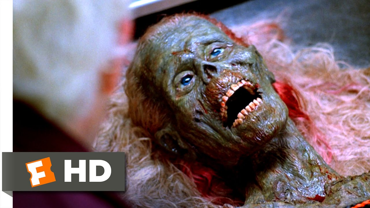 The Return Of The Living Dead 910 Movie Clip Why Do You Eat