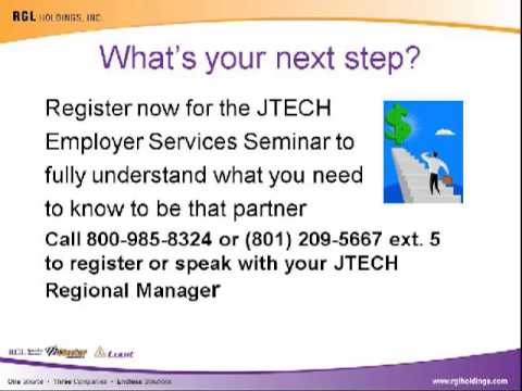 Employer Services Webinar