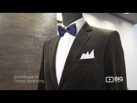 Retail Shop | Lapel Tailor | Tailoring Shop | Central | Hongkong | Review | Content