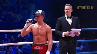 Григорий Николайчук о реалити-шоу Бокс в большом городе своей карьере