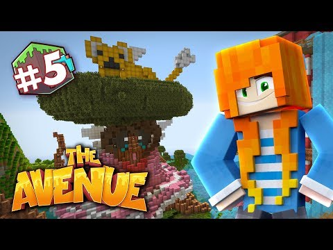 This is Adorabubbles! | Minecraft: The Avenue | Ep.05