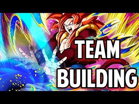 SSJ4 GOGETA TEAM BUILDING GUIDE GLOBAL & JAPAN! Dragon Ball Z Dokkan Battle!