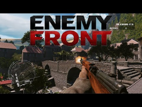 Enemy Front 2020 Multiplayer - French Town (17-6) |