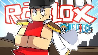 VIREI UM PIRATA - BLOX FRUITS ROBLOX