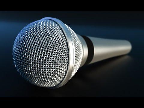 Blender Modeling Exercise - Microphone
