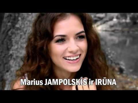 Marius Jampolskis ir Irūna Kedainiu arenoje!!! 2015 12 13 17:00 val.