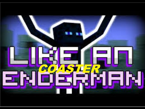 Like An Enderman Coaster!