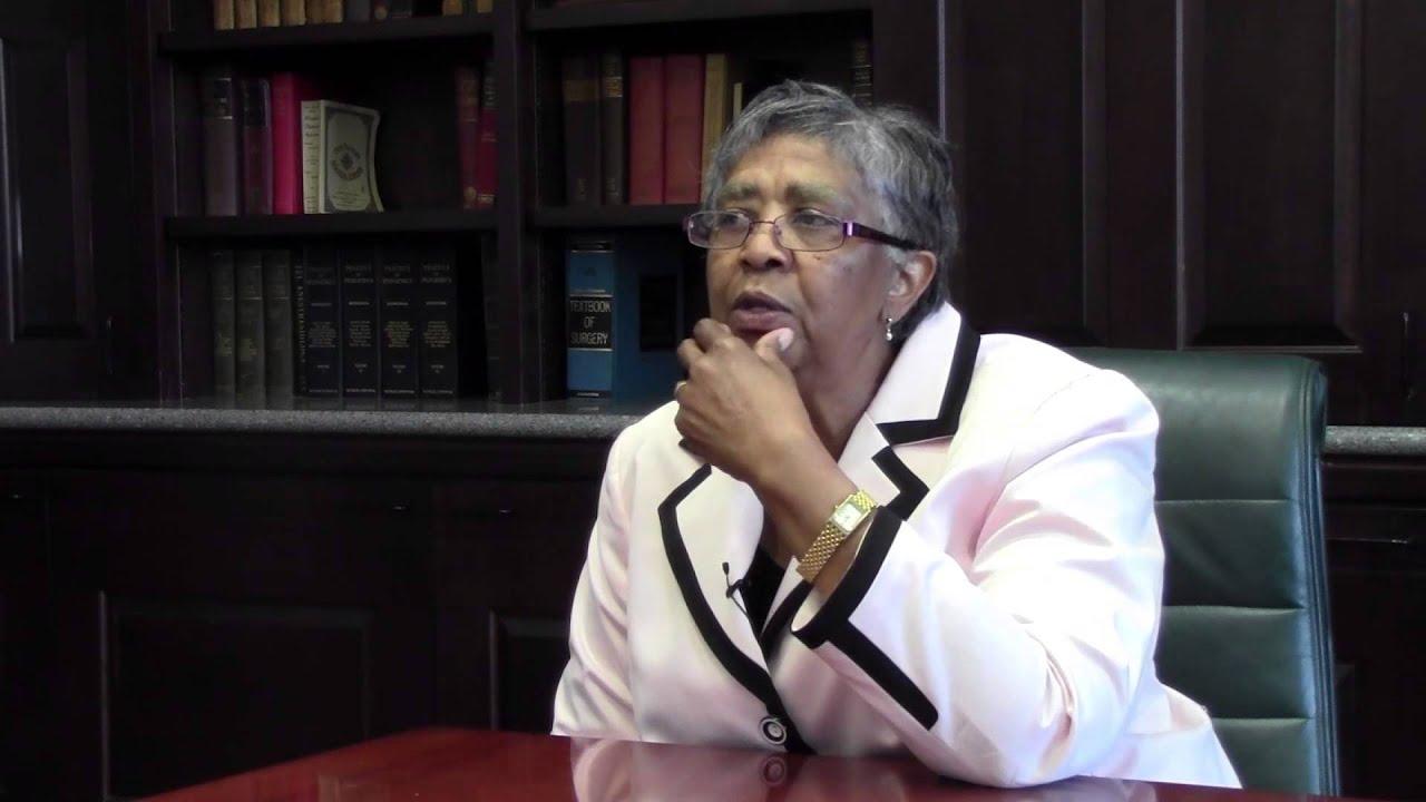 Dr. Sandral Hullet - Oral History of CCHS