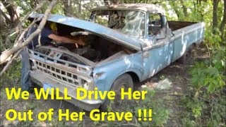 Abandoned F250 Revival