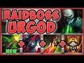 WTF! RAIDBOSS BUILD MAKES NEW URGOT 100% UNKILLABLE! URGOT SEASON 9 TOP GAMEPLAY! League of Legends