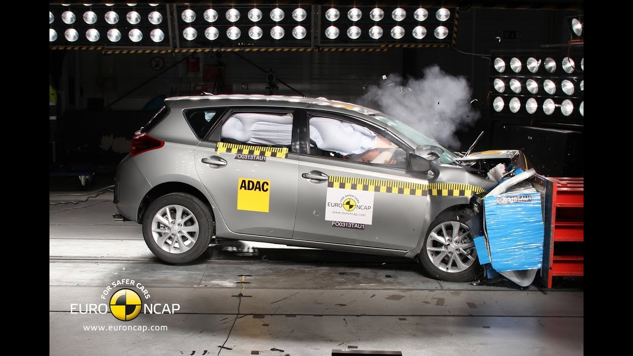 Toyota Auris Review Carzone New Car Review
