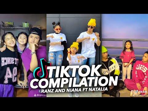 Siblings TikTok Compilation (Latest) | Ranz and Niana ft natalia