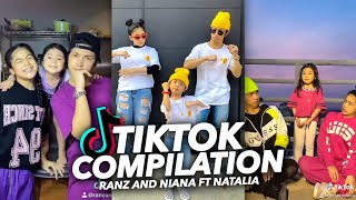 Siblings TikTok Compilation (Latest) | Ranz and Niana ft natalia