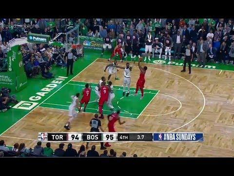 DeMar DeRozan Misses Back To Back Game Winners vs Celtics