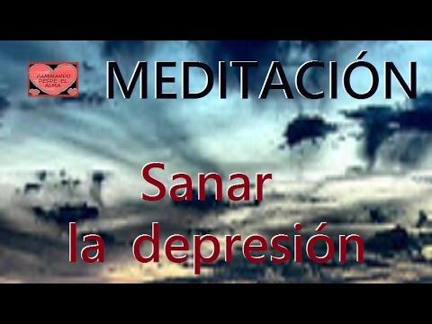 MEDITACIÓN .Sanar la depresión.