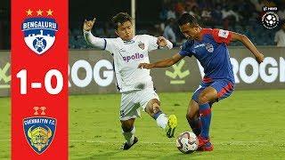 Hero ISL 2018-19 | Bengaluru FC 1-0 Chennaiyin FC | Highlights