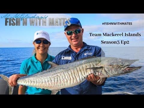 Full Episode AFWM S3 Ep2 Team Mackerel Islands