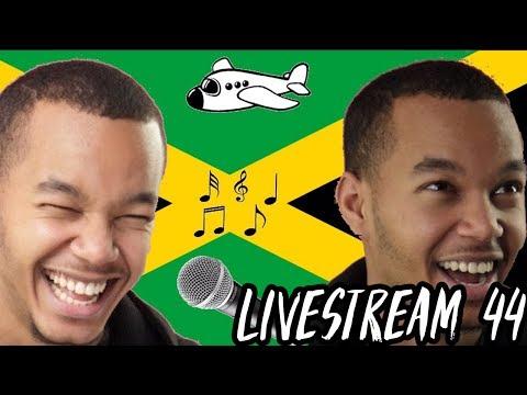Livestream #44 First Stream Back From Jamaica