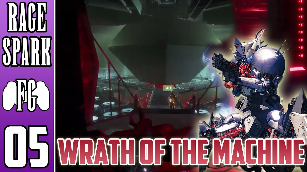 VERSUS 4TH MONITOR PUZZLE | Destiny: Wrath of the Machine (NORMAL ...