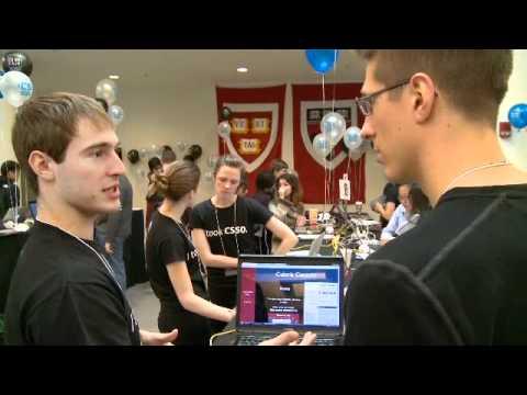 Engineering the Harvard Way