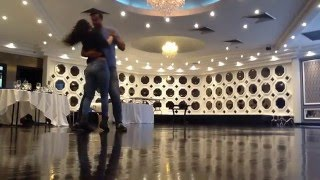 Sabine & Charbel BEST Wedding Dance Venue Rehearsal Doltone House May 2015